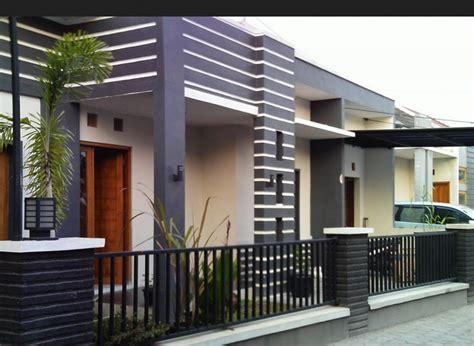 Promo Pagar Minimalis Murah Jabodetabek contoh pagar rumah minimalis type 36 dan 45 murah