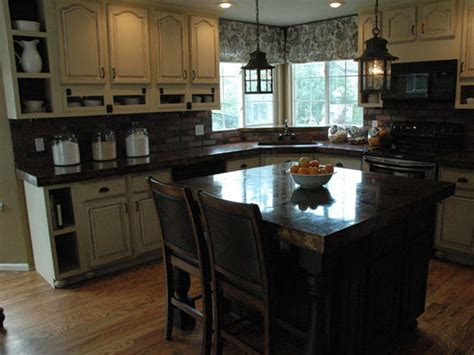 How To Refinish Your Kitchen Cabinets How To Reface And Refinish Kitchen Cabinets How Tos Diy