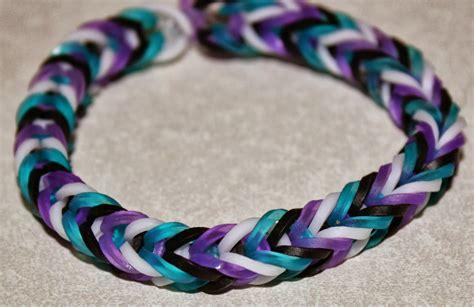 rainbow loom patterns fishtail rainbow loom pattern