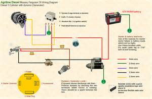 to 30 ferguson tractor wiring diagram circuit diagram maker