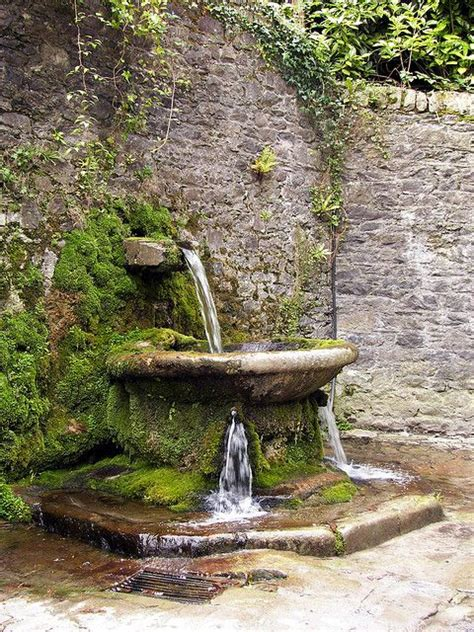 Best 25 Outdoor Wall Fountains Ideas On Pinterest Water Garden Wall Water Features