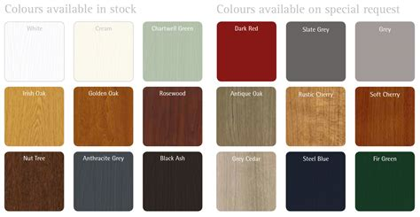window colors colours of upvc window frames frame design reviews