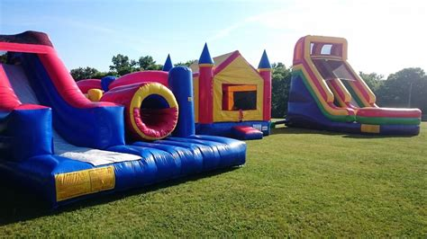 backyard bounce house inflatable bounce houses water slide rentals in