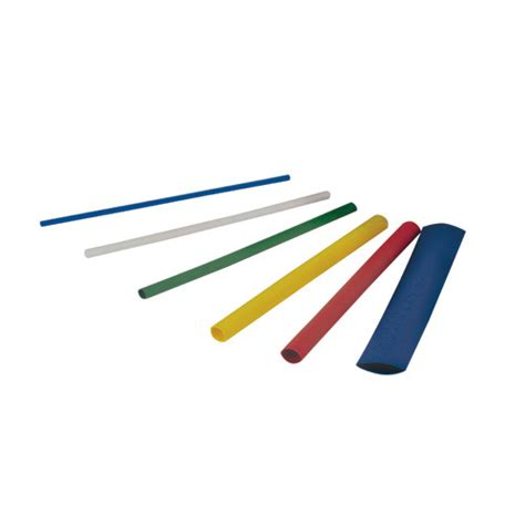 colored heat shrink tubing heat shrink tubing colored 3 inch