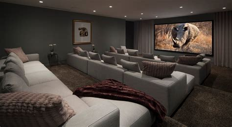 couch cinema movie room sofa couch perfect for a bat movie room the