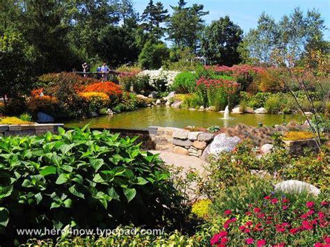 Bar Harbor Botanical Gardens by Living Our Coastal Maine Botanical Gardens