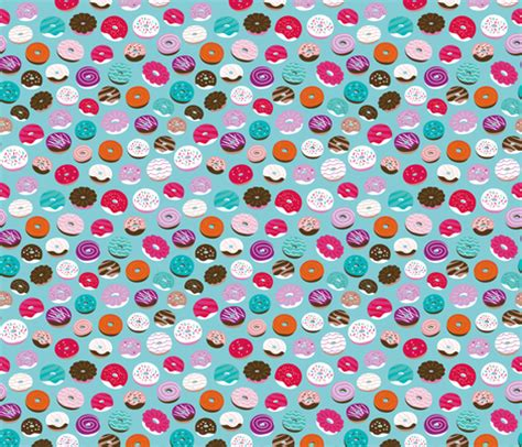 pattern goods colorful donuts and home baked candy goods sugar candy