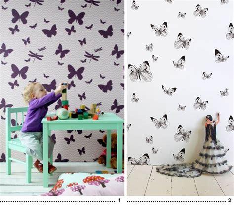 chambre enfant papillon chambre d enfant un envol de papillons