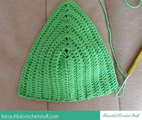 Crochet Thong Bikini Pattern