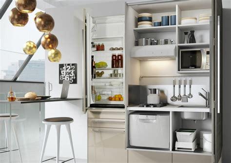 cuisine 駲uip馥 petit espace cuisine pour studio comment l am 233 nager