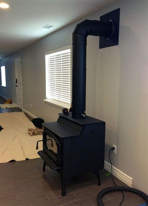 installing a wood burning stove in an existing fireplace best 25 wood stove installation ideas on stove installation wood stove chimney and
