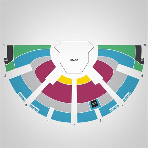 best seats royal festival maps and guides stratford festival official website