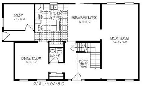 t253043 2 by hallmark homes two story floorplan