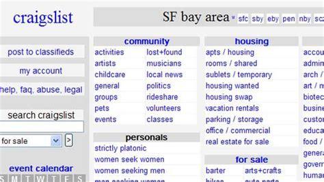 Craigslist East Bay Freebies