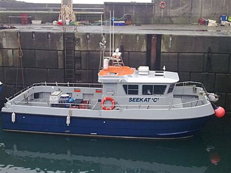 charter boat fishing wales seekat marine charter boat anglesey photo gallery