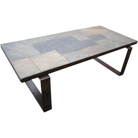 Handmade Wrought Iron - beautiful vintage handmade wrought iron coffee table