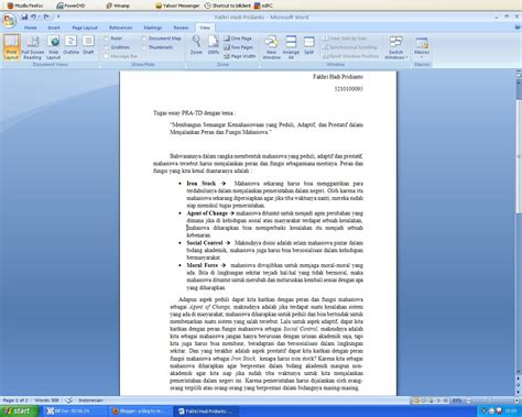 latihan membuat essay a blog to remember tugas essay pra td