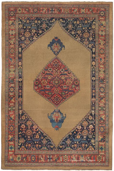 claremont rugs bijar camelhair rug with undyed field