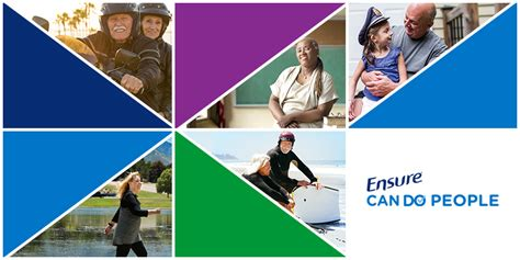 Ensure Can Do Giveaway - sponsored ensure quot can do people quot modify their health plans and make them work over