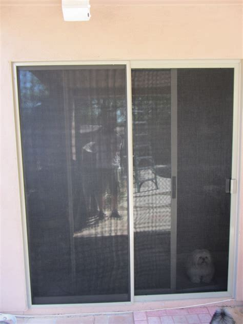 Patio Door Mesh Screen Sliding Patio Screen Doors Imperial Windows Sunscreens