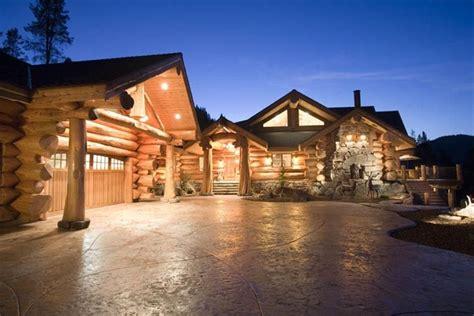 mt shasta majestic retreat luxury log home vrbo