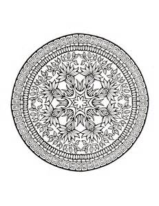 mystical mandala coloring book coloring pages pinterest