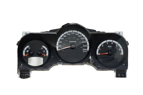 service manual remove instrument cluster from a 2010 dodge nitro image 2010 dodge charger 4