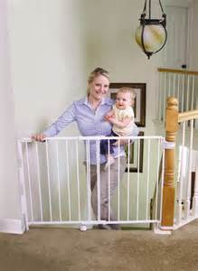 child gate for stairs with banister regalo top of stairs expandable metal gate with mounting
