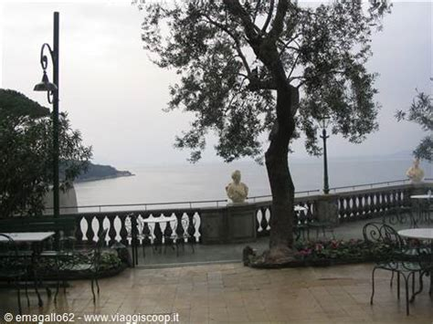 villa terrazza sorrento visita a sorrento e costiera amalfitana italia