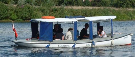 fishing boat hire on the thames self drive day boats for hire on the royal river thames