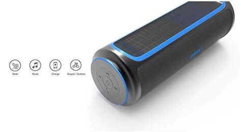 Dijamin Speaker Wireless Bluetooth Bose Led bose solker outdoor bluetooth speaker with solar panel gadgetsin