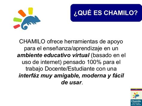 450 estudiantes inscritos en el curso 100 virtual que coordina vaco chamilo expotic 2013