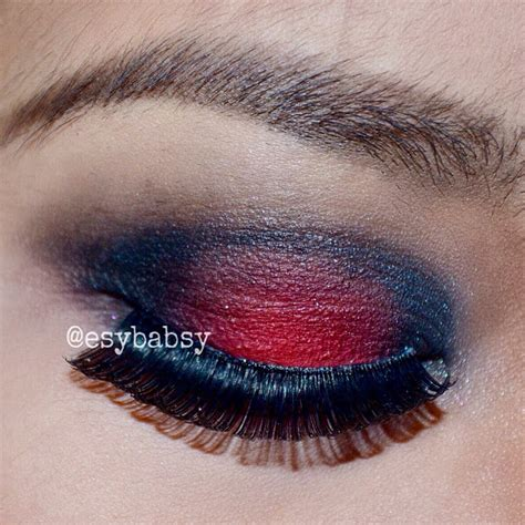 Review Eyeshadow Viva Hitam lunatic vixen review viva eye shadow merah