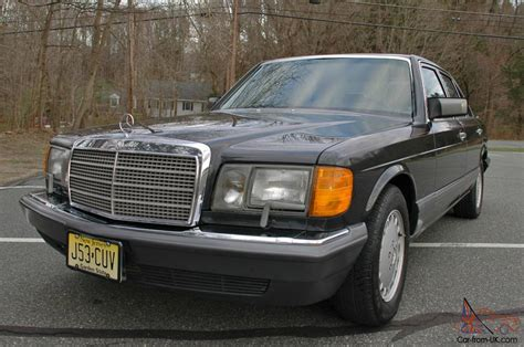 mercedes benz se  owner  years  miles