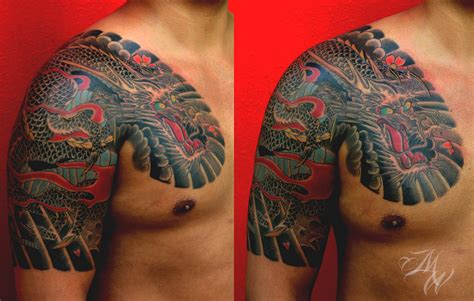 traditional japanese dragon tattoo asian and traditional japanese style tattoos cypress