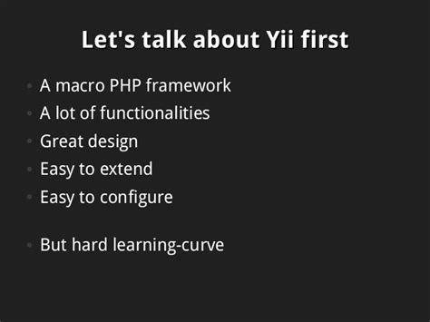 yii extend layout php indonesia meetup what s new in yii2 and php5 5