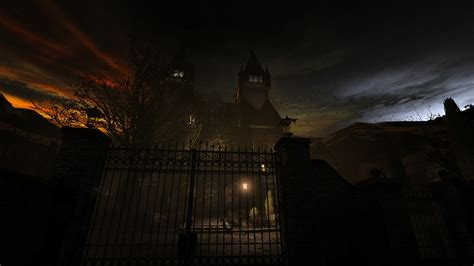 Survival Horror Settings Are Equally Important   The Evil