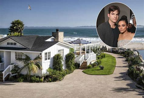 Explore Mila Kunis And Ashton Kutcher S New 163 7 9million