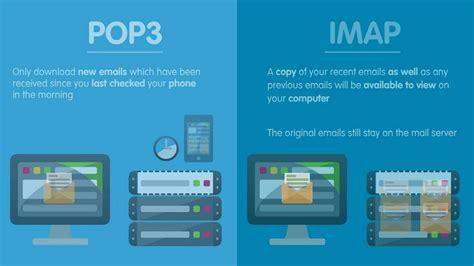 perbedaan pop  imap  email hosting rumahwebs