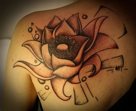 lotus flower shoulder tattoo lotus tattoos designs ideas and meaning tattoos for you