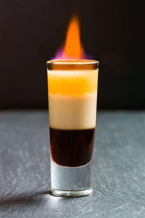 B 52 Cocktail : Liqueurs : DrinkWire