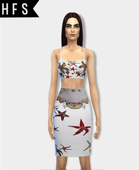 Design Clothes Sims 4 | designer clothes at haut fashion sims 187 sims 4 updates