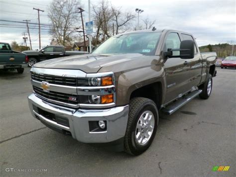 2015 brownstone metallic chevrolet silverado 2500hd lt