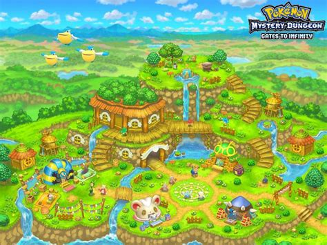 pok 233 mon mystery dungeon gates to infinity review