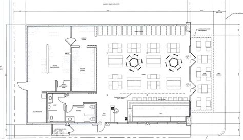 henson gymnasium and cafeteria floor plan cunningham gallery of kale caf 233 yamo design 12 cafe floor plan