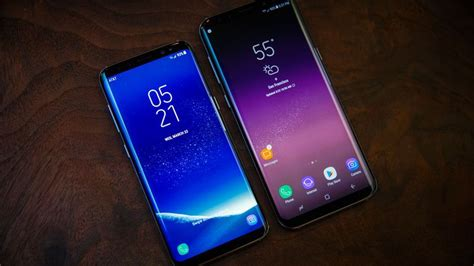 new mobile phones of samsung galaxy s8 review samsung s new phone s a stunner but its