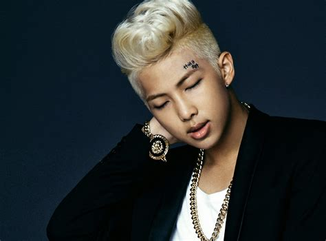 kim nam joon blood type just once bangtan boys profile and facts