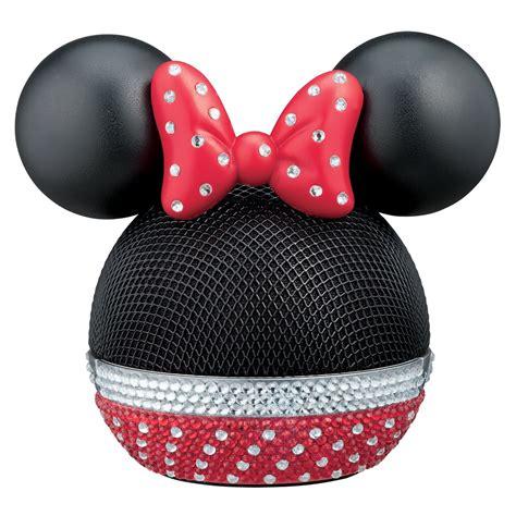 Speaker Bluetooth Muze disney finds minnie mouse bluetooth speaker