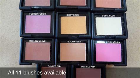 E L F Studio Blush studio blush swatches updated
