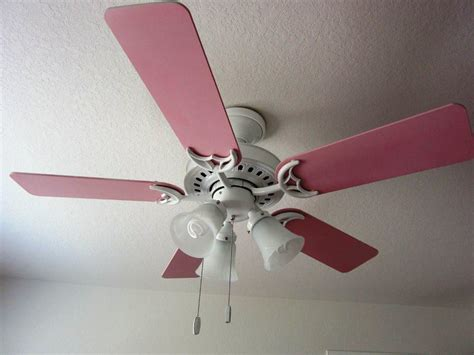 ceiling fans for girls girls ceiling fan with light lustwithalaugh design